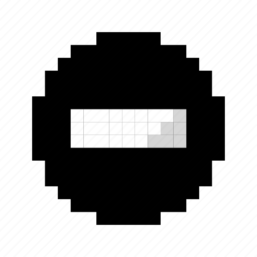 Delete, minus, no entry, shorten, stop, close, remove icon - Download on Iconfinder