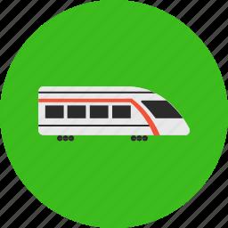 adventure, electric, tourist, train, transportation, travel, vacation icon