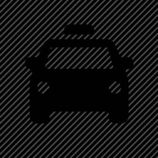 cab, car, limousine, taxi, transportation, travel icon