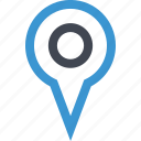 gps, map, outdoor, pin, travel, traveling, vacation icon