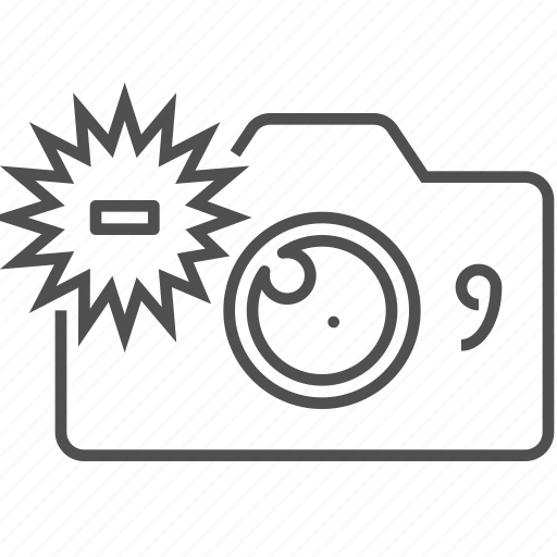Camera, flash, photo, picture icon - Download on Iconfinder