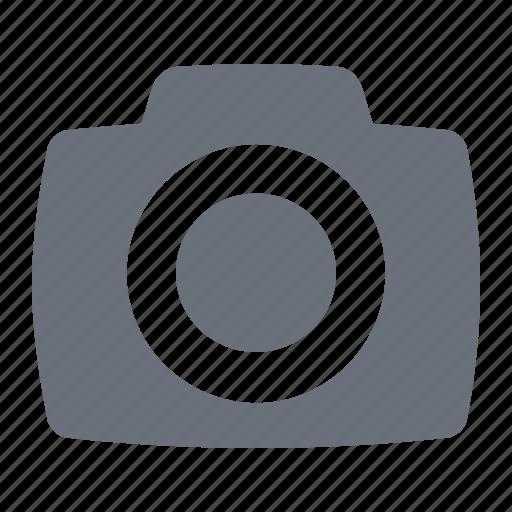 camera, digital camera, holiday, journey, photo, pika, simple, travel, vacation icon