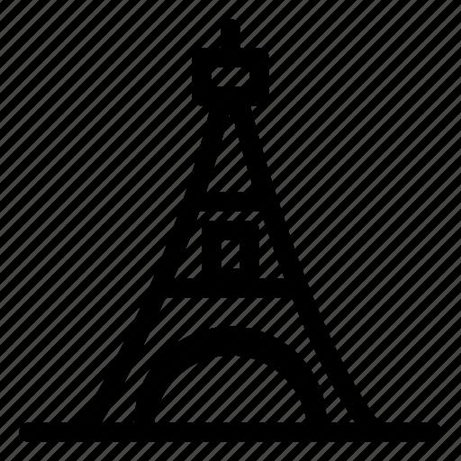 eiffel, europe, paris, trip, vacation icon