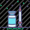 vaccine, drug, medical, medicine, syringe, treatment, injuction
