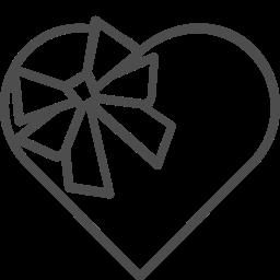 box, gift, heart, present, valenticons, valentine, valentines icon
