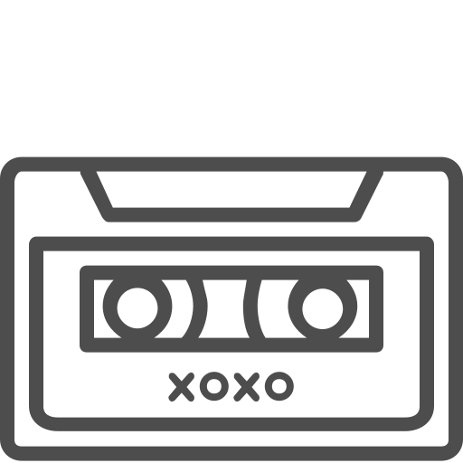 cassette, love, mixtape, music, romantic, valenticons, valentine icon