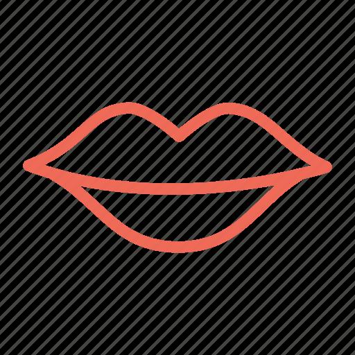 day, kiss, lips, love, romance, romantic, valentine icon