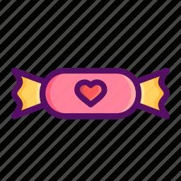 candy, chocolate, day, love, romantic, valentine, valentines icon