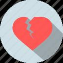 break, broken, day, love, up, valentine, valentines