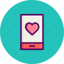 day, heart, love, message, mobile, romantic, valentine
