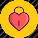 day, heart, lock, love, romantic, valentine, valentines