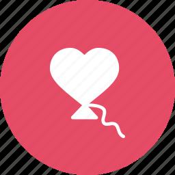 day, heart, kite, kites, love, romantic, valentine icon