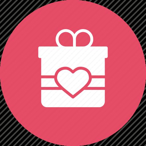day, gift, love, romantic, surprise, valentine, valentines icon