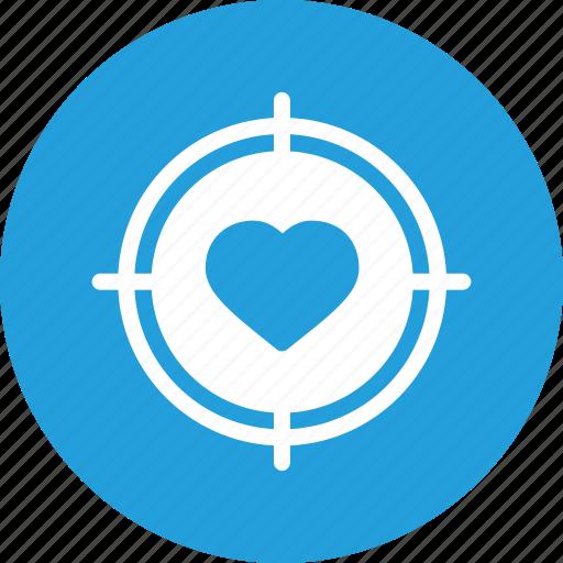 aim, dart, day, game, love, romantic, valentine icon