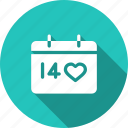 celebration, day, event, february, love, romantic, valentine icon