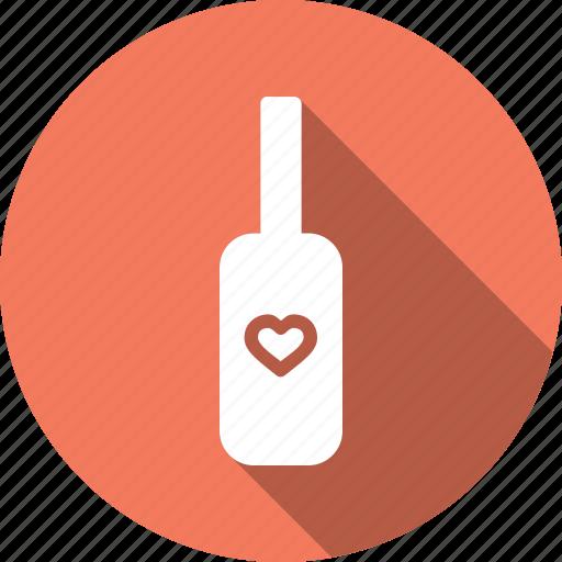 alchohol, date, love, romantic, shampagne, valentine, wine icon