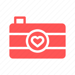 camera, day, image, love, photo, romantic, valentine icon