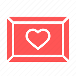 day, frame, love, photo, picture, romantic, valentine icon