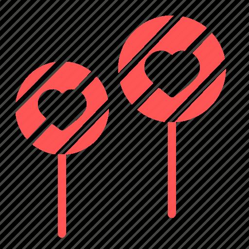 candy, day, heart, love, romantic, valentine, valentines icon