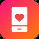 day, heart, love, message, mobile, romantic, valentine