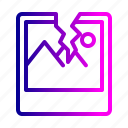 break, frame, gallery, image, photo, picture, valentine icon