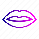 kiss, lip, liplock, lips, love, sex, valentine icon