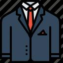blazer, dress, gentleman, suit, valentine