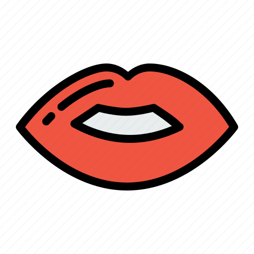 Kiss, lip, liplock, lips, love, sex, valentine icon - Download on Iconfinder