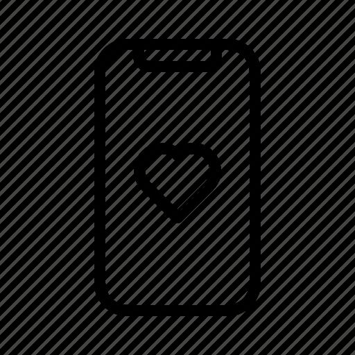 love, message, romance, valentine icon