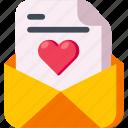 envelope, letter, love letter, message, messages, send message