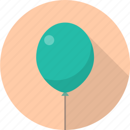 balloon, celebration, decoration, party, valentine icon