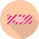candy, dessert, lollipop, sugar, sweet, valentine icon