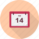 celebration, event, february, valentine icon