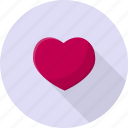 emotion, heart, romantic, sweet, valentine icon