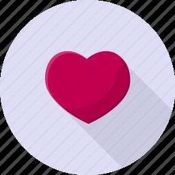 emotion, heart, romantic, sweet, valentine icon