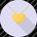 fashion, glamour, jewelry, luxury, necklace, valentine icon