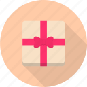 gift, present, ribbon, surprise, valentine icon