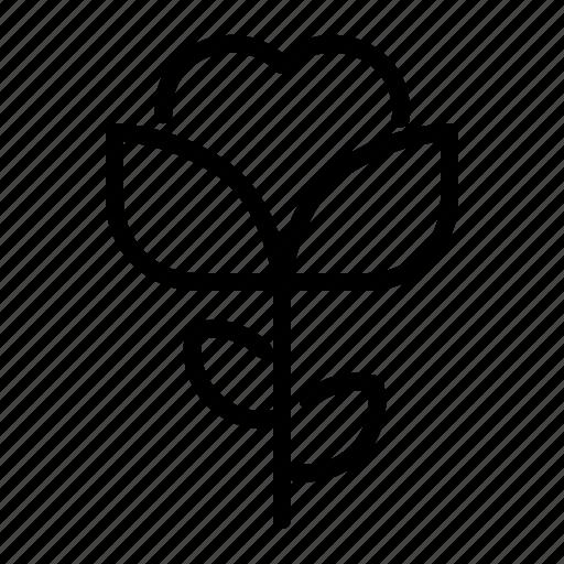 Flower, love, romance, rose, valentine, wedding icon - Download on Iconfinder