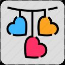 heart, love, valentine day icon
