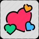 heart, love, romantic, valentine day