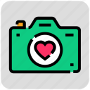 camera, image, photo, photography, valentine day