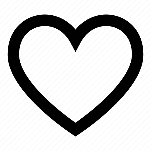 Heart, love, romantic icon - Download on Iconfinder