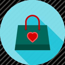 bag, bags, courrier bag, gift, sale, shop, shopping bag icon