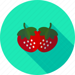 berry, dessert, fruit, strawberries, strawberry, sweet icon
