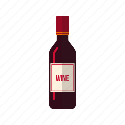 beverage, bottle, bottles, liquid, plastic, water, wine icon