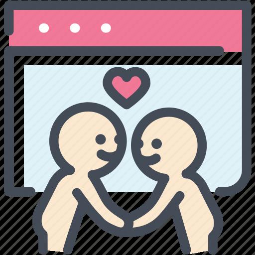 art dating website