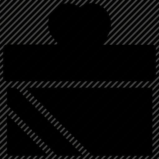 Gift, heart, love, valentine icon - Download on Iconfinder