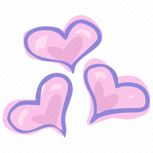 Heart, love, valentine icon - Download on Iconfinder