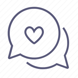 chat, love, love letter, message, romance, valentines, vday icon