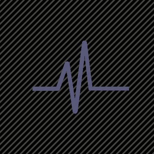 activity, heartbeat, life, love, pulse, rhythm, vday icon